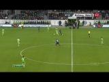 Чемпионат Германии 2012-13 / 6-й тур / Вольфсбург — Майнц / 2 тайм